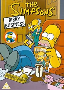 The Simpsons: Risky Business [DVD] [1990]