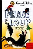 echange, troc Serge Prokofiev, Gérard Philippe - Pierre et le Loup, avec un CD