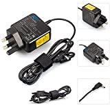 UK 45W AC Adapter charger for ASUS Vivobook S200 S200E X200T X201E F201E X202E Q200E EXA1206CH,ASUS Zenbook Prime UX21A UX31A UX31A BX21A UX32A UX42A 11.6