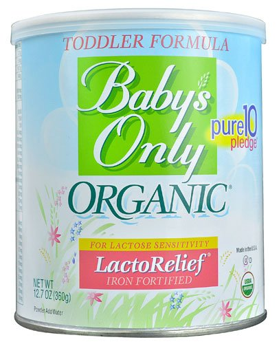 Baby's Only Lactorelief Formula (3 X 12.7 Oz) - 1