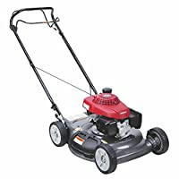 21 in. Push Mover Walk-Behind Gas Mower ...