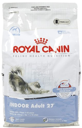 Royal Canin Indoor Adult Dry Cat Food 7 lb