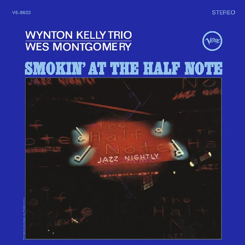 Smokin' at the Half Note by Wynton Kelly Trio and Wes Montgomery