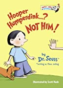 Hooper Humperdink...? Not Him! (Bright & Early Books(R)) by Dr. Seuss, Theo. LeSieg cover image