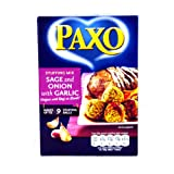 Paxo with a Twist of Garlic Stuffing 130g