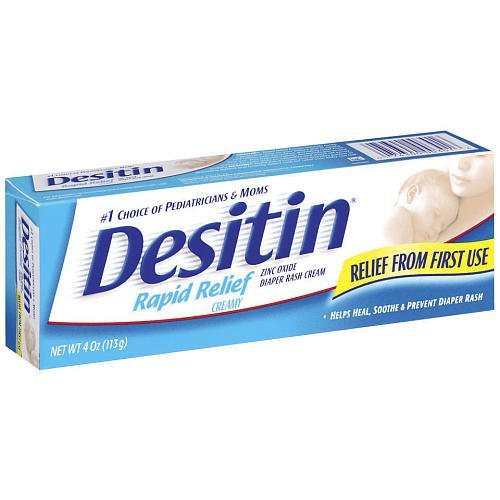 Desitin 4 Oz. Creamy Ointment