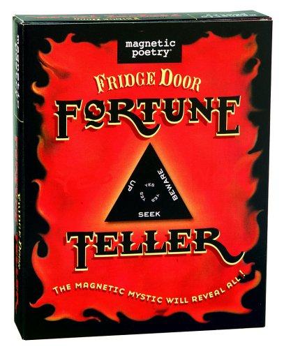 Magnetic Poetry Fridge Door Fortune Teller