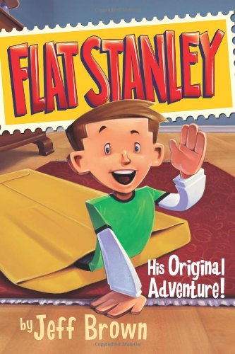 FREE guided reading lesson plans written for the book Flat Stanley!