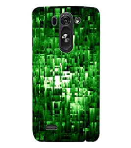 ColourCraft Abstract Image Design Back Case Cover for LG G3 S