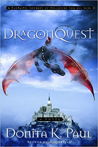 DragonQuest (Dragon Keepers Chronicles, Book 2) written by Donita K. Paul