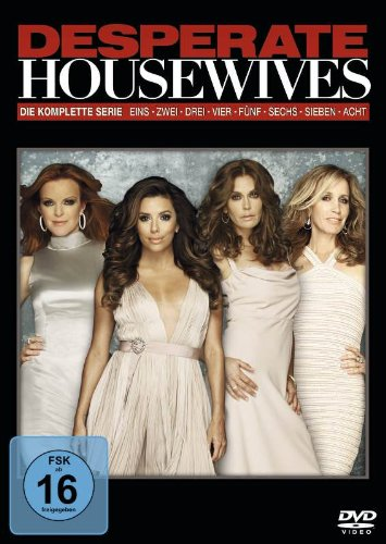 Desperate Housewives - Die komplette Serie [49 DVDs]