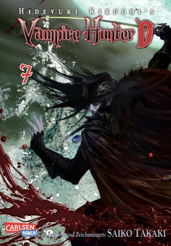 Vampire Hunter D, Band 7