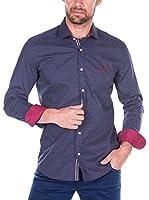Giorgio Di Mare Camisa Hombre (Azul Marino)