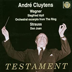 Wagner: Ring Excerpts, Siegfried Idyll