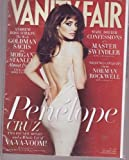Nov 2009 *VANITY FAIR* Magazine: Featuring, PENELOPE CRUZ, Two Hot New Movies and a Whole Lot of VA-VA-Voom