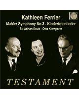 Kathleen Ferrier, Contralto