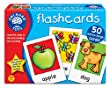 "Orchard Toys -  Cartes instantan�es ""Flash Cards"" - Langue anglaise - Langue: anglais"