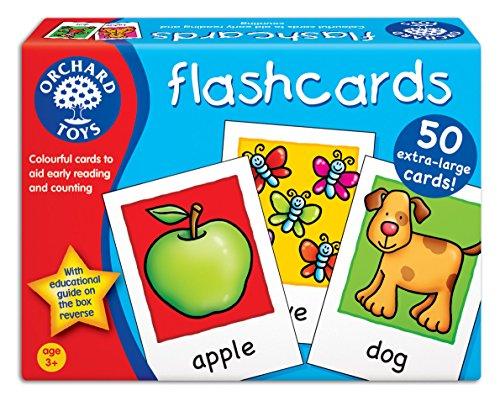 Orchard Toys - Tarjetas ilustradas (en inglés)