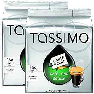 bosch tassimo 39 carte noire cafe long 39 16 t disc coffee. Black Bedroom Furniture Sets. Home Design Ideas