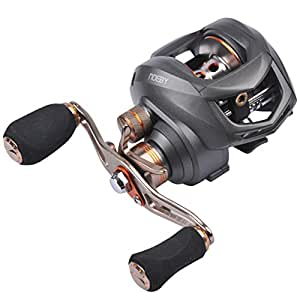 Noeby low profile saltwater baitcasting for Fishing reels baitcaster