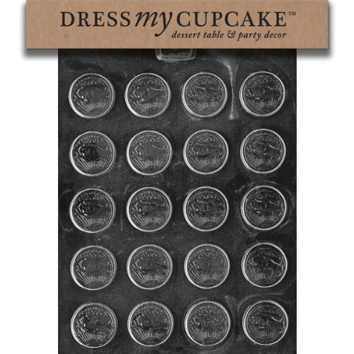 Dress-My-Cupcake-Chocolate-Candy-Mold-Small-Coins-by-Dress-My-Cupcake