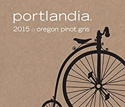 2015 Portlandia Willamette Valley Pinot Gris, 750 mL Wine