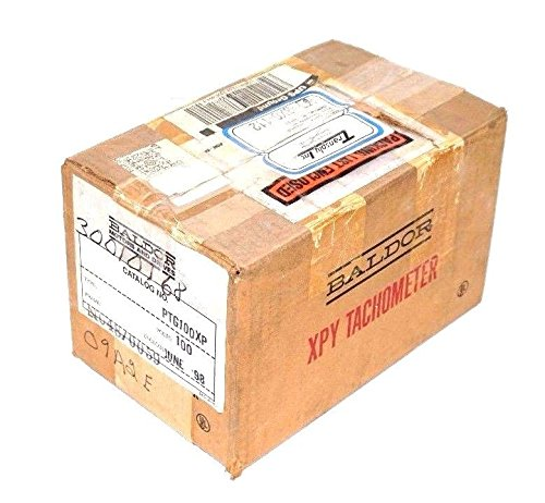 new-baldor-601a100-1-dc-tachometer-type-xpy-2500rpm-601a1001-ptg100xp