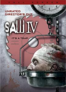 Saw IV (Unrated Full Screen Edition)