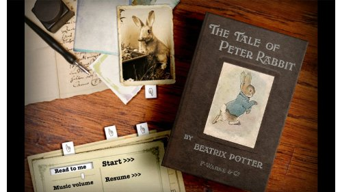 PopOut Tale of Peter Rabbit v2.1