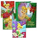 Disney Tinkerbell Super Jumbo Gift Bag 4 Assorted (Pack Of 50)