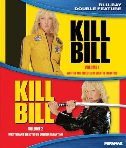 Kill Bill 1 & 2 [Blu-ray]