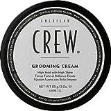 American Crew - Crème de Coiffage - Tenue Forte et Brillance Elevée - Grooming Cream - 85g