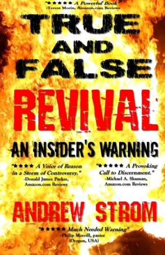 TRUE & FALSE REVIVAL.. An Insider's Warning..: Gold Dust & Laughing Revivals. How do we tell False Fire from the True?