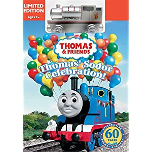 Thomas and Friends: Thomas' Sodor Celebration! (With Toy) movie