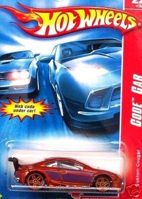 Hot - Wheels Code Car Custom Cougar #22 of 24 07 106/180 - 1