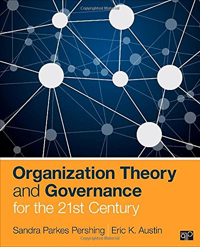 oraganisation theory A scientific theory that suggests that relationships in complex, adaptive systems are made up of numerous interconnections that create unintended effects and render the environment unpredictable.