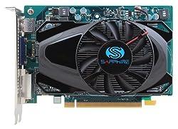 Sapphire Radeon HD 6670 1GB DDR3 HDMI/DVI-D/VGA PCI-Express Graphics Card (11192-22-20G)