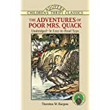 The Adventures of Poor Mrs. Quackby Thornton W. Burgess