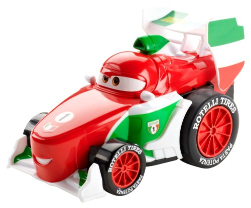 Cars Rev Ups Ripstick Racer Francesco Bernoulli Vehicle - 1