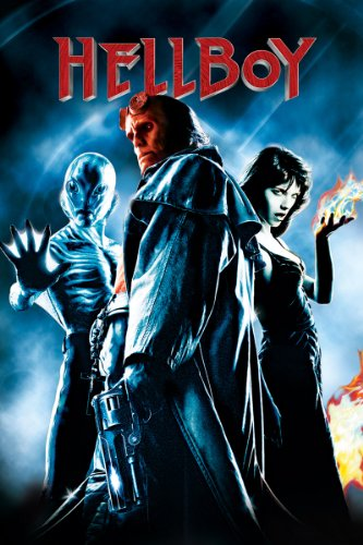 Hellboy (2004) (Movie Series)