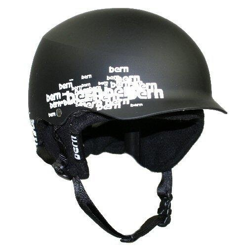 Best Bern Baker EPS Bike Board Helmet w/Knit Liner Matte Black Scatter Graphic Small New With Low Price.