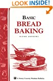 Basic Bread Baking: Storey's Country Wisdom Bulletin A-198 (Storey Country Wisdom Bulletin)