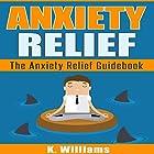 Anxiety Relief: The Guidebook: All About Anxiety, Book 3 Hörbuch von K. Williams Gesprochen von: Michael Hatak