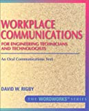 img - for Workplace Communications for Engineering Technicians and Technologists: An Oral Communications Text book / textbook / text book