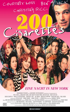 200 Cigarettes - Eine Nacht in New York [VHS]
