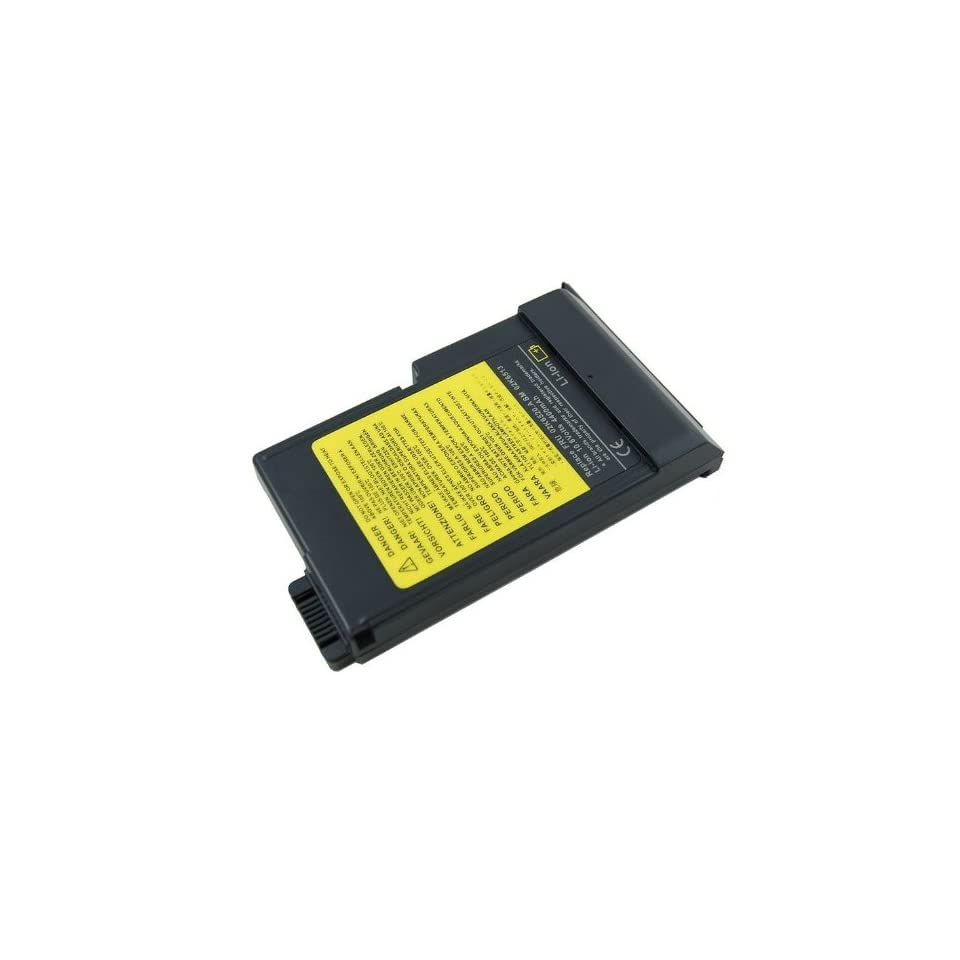 Laptop battery IBM 390 6 Cells 10.8V 4400mAh/48wh, compatible partnumbers 02K6521, 02K6534, 02K6537, 02K6611, 05K6610, FRU 11J8923, fit models IBM ThinkPad 390, 390E & i1700 series
