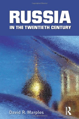 Russia in the Twentieth Century: The quest for stability