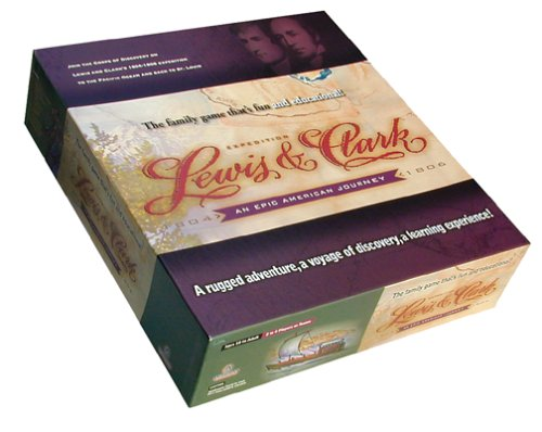 Buy Lewis & Clark Historical Board Game