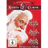 "Santa Clause 1-3 [3 DVDs]von ""Tim Allen"""