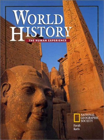 World History: Human Experience, by Farah Karls